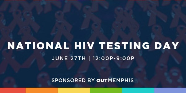 National HIV Testing Day (6/27)