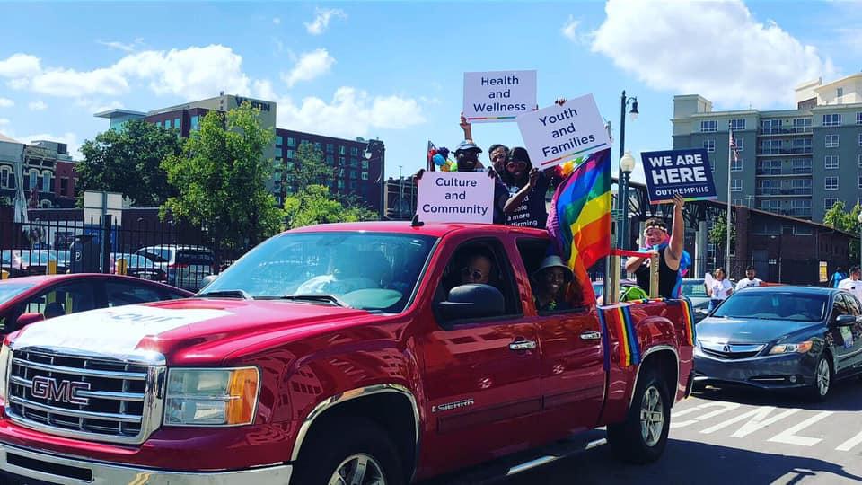 Memphis Pride Fest 2019