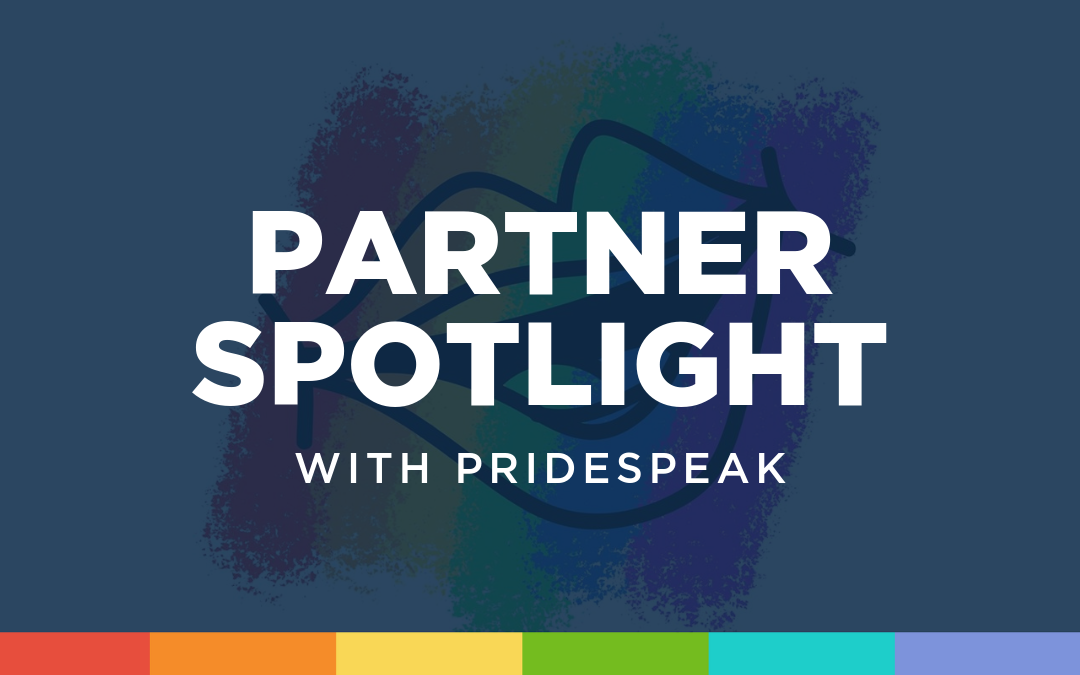 Partner Spotlight: Pridespeak