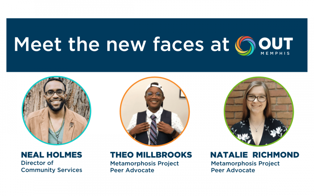 New faces at OUTMemphis