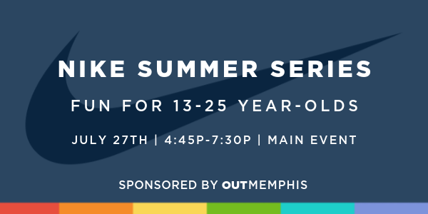 Nike Summer Series at Main Event (7/27)