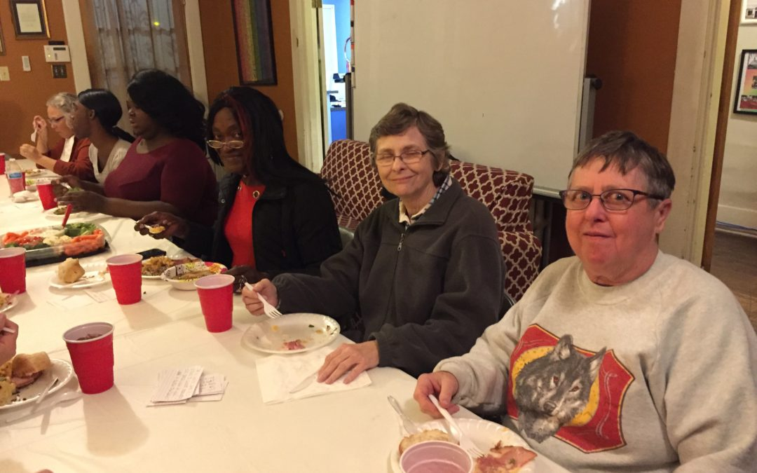 Thank You for Joining Us at the LGBT Elders & Allies Potluck!