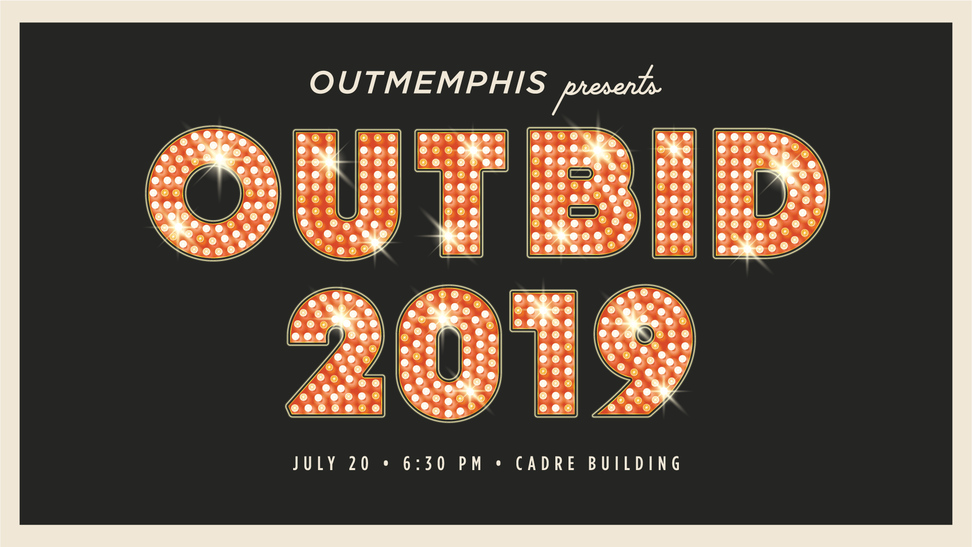 e410e59c3 Get ready, because OUTBid 2019 is almost here! Join us for a fun night of  cocktails, food, games, music, and most importantly a chance to bid on some  ...