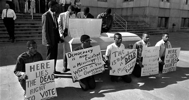 Black History Month 2020 – African Americans and the Vote