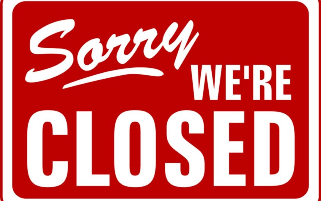 OUTMemphis Closing Early (5/16)